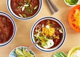 Barefoot Contessa Beef Chili With Brisket Recipe