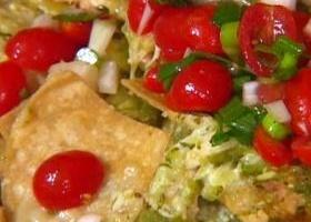 Valerie Bertinelli Green Chili Queso Recipe