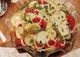 Fire and ice pasta recipe
