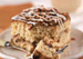 My recipes blackberry peach coffee cake