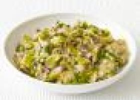 Farmhouse Rules Eggplant And Turkey Sausage Pasta Salad Recipe