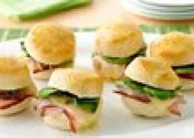 Sliders From Pillsbury French Bread Recipe