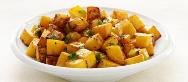 Roasted Rutabaga Recipe | Food Network Kitchen | Food Network