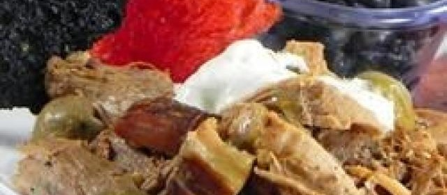 Don Struble's Puerto Rican Pork Roast