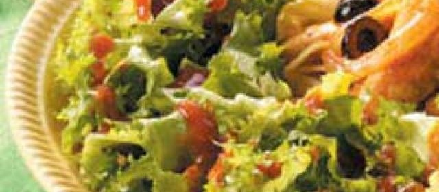 Mixed Greens with French Dressing