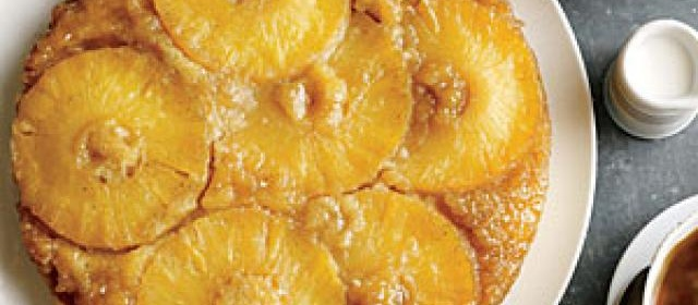 Gluten-Free Caramelized Pineapple Upside-Down Cake Recipe ...