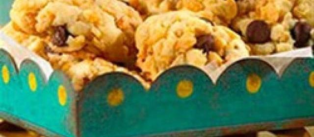 RICE KRISPIES® Chocolate Chip Cookies