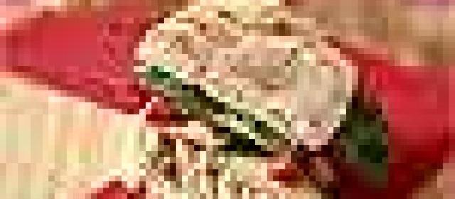 Salad-Filled Focaccia