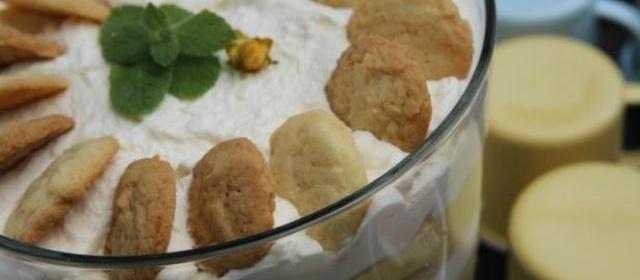 Banana Pudding with Homemade Vanilla Wafers Recipe | Nancy ...