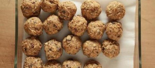 Boozy Minted Melon Balls Recipe