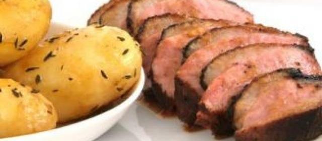 BBQ Gressingham Duck Breasts