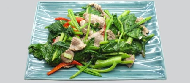 Pork and Veggies Stir Fry
