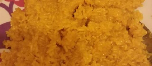 Sweet Rice (Zarda)
