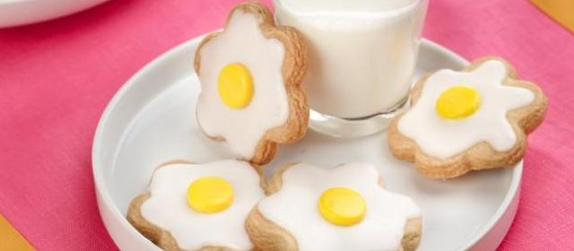 Daisy Shortbread Cookies Recipe | Ina Garten | Food Network