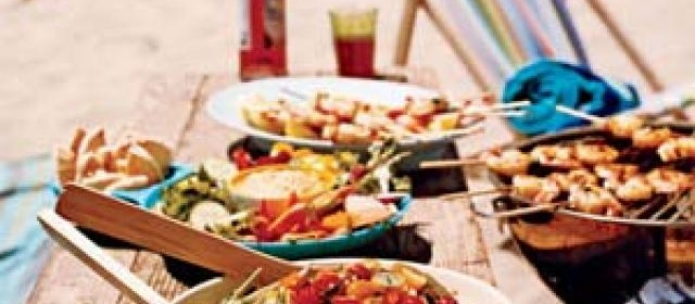 Orzo Salad with Corn, Green Beans, and Tomatoes Recipe ...