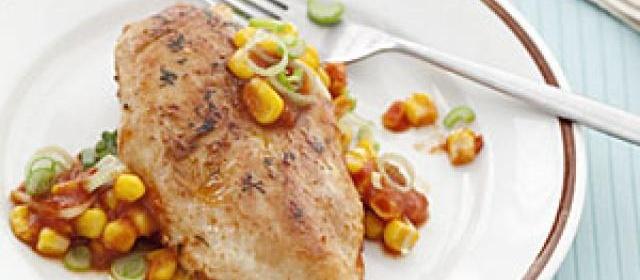Chicken in Spicy Chipotle Sauce