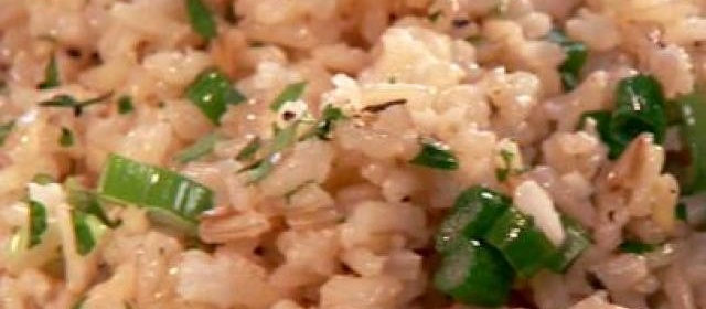 Herbed Farro Pilaf Recipe | Food Network Kitchen | Food Network