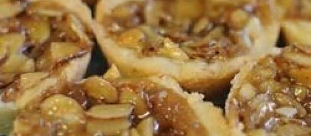 Swedish Toscas (Swedish Almond Tarts) Photos