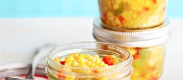 Blue Ribbon Corn Relish Recipe