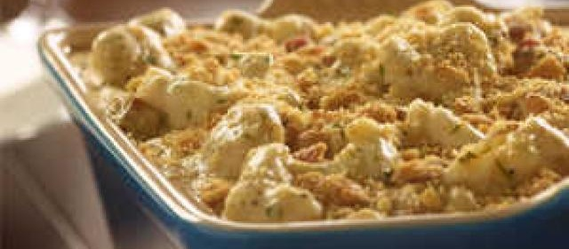 Better Than Bouillon® Roasted Cauliflower with Bacon & Asiago [Ad ...