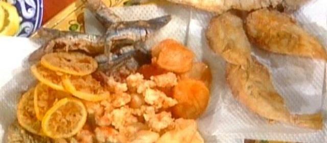 Gran Fritto di Pesce (Mixed Fry of Fish) Recipe