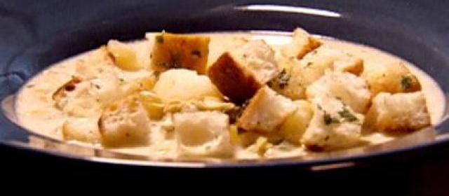 Emeril's New Orleans-Style Welsh Rabbit Recipe