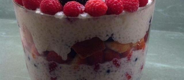 Christmas Trifle Photos