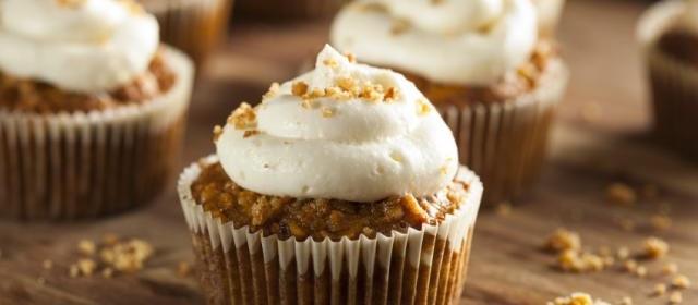 Dominican Bizcocho Cupcakes