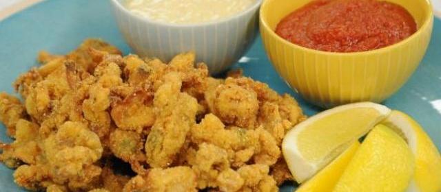 Sunny's Easy Fried Cajun Clams Recipe | Sunny Anderson | Food ...