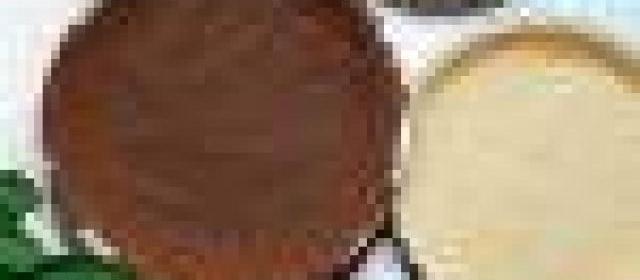 Chocolate-Macadamia Crumb Crust