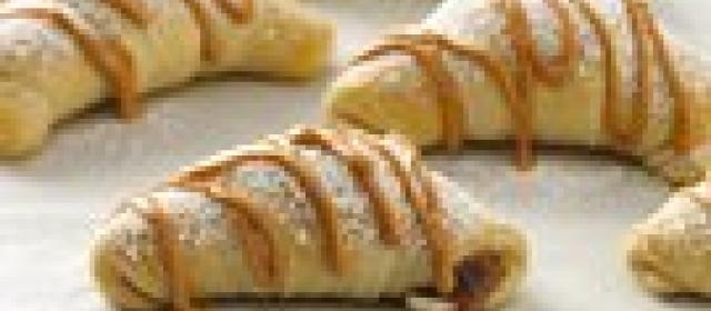 Cream Cheese and Apple Butter Crescents