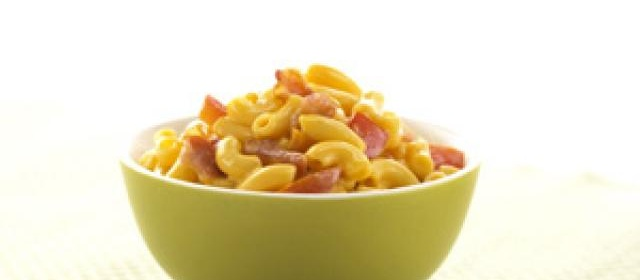 Bacon & Tomato Mac