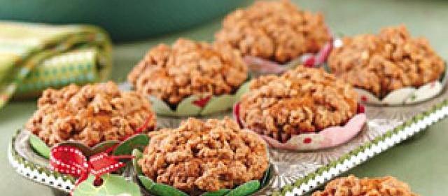 Mom's Applesauce Muffins