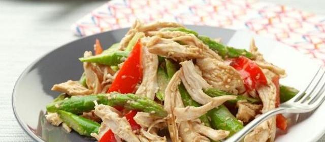 Chinese Chicken Salad Recipe   Ina Garten   Food Network