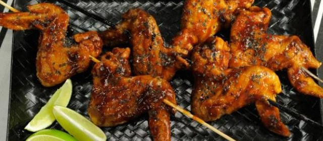 Sunny's Root Beer BBQ Wings Recipe | Sunny Anderson | Food ...