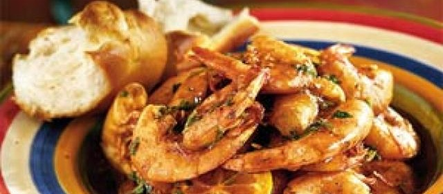 New Orleans Barbecue Shrimp