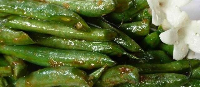 Oriental Green Bean Salad
