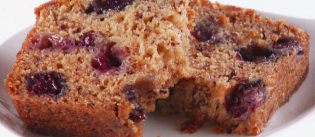 Blueberry-Banana Bread Recipe