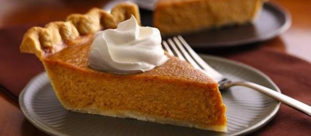 Quick   Easy Pumpkin Pie