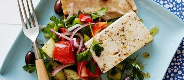 Greek Salad Recipe | Rachael Ray | Food Network