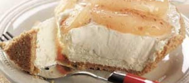 Apple Cream Cheese Pie