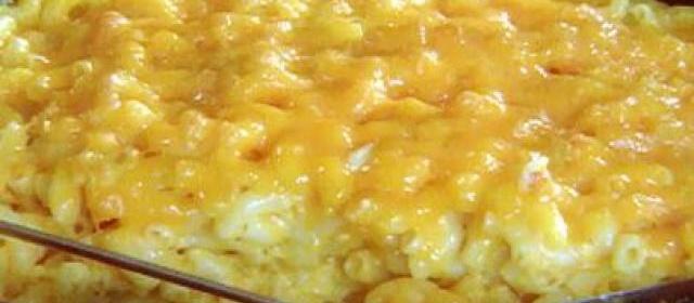 The Lady's Cheesy Mac