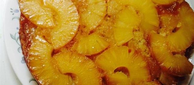 Chef John's Pineapple Upside