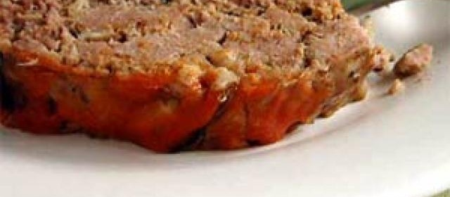 Slow-Cooker Meat Loaf with Shiitake Mushrooms Recipe ...
