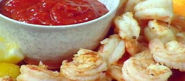 Emeril's Favorite Boiled Shrimp