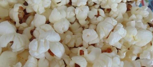 Coconut Oil Popcorn