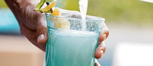 Vodka Ginger Lemonade