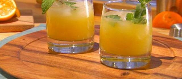 Citrus Tequila Cocktail Recipe