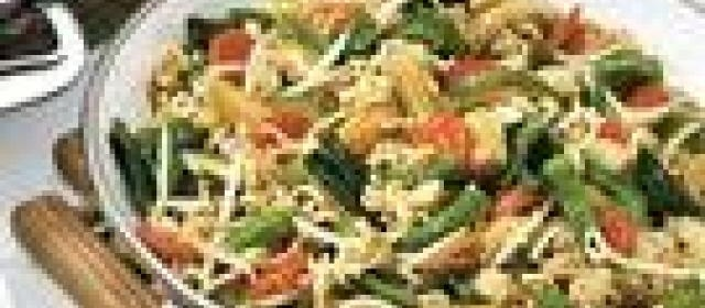 Teriyaki Vegetable Stir-fry with Ramen Noodles