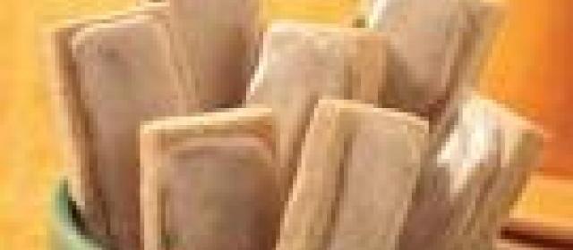 Sugar-and-Spice Shortbread Sticks